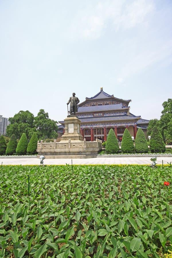Sun Yat-sen hall commémoratif photo libre de droits
