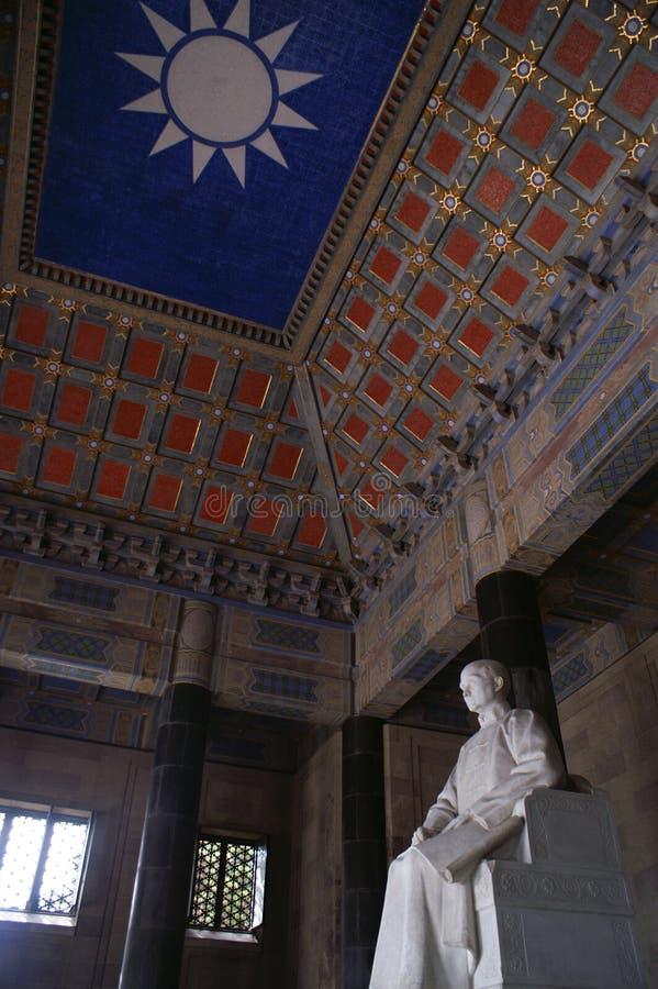 Sun Yat-sen Mausoleum royalty free stock images