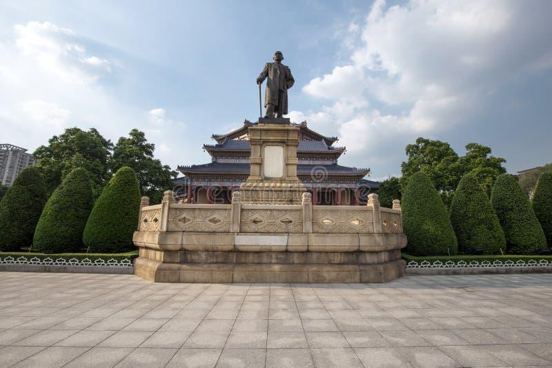 Sun yat sen memorial hall. Guangzhou,china - july,23,2016:Sun yat sen memorial hall in guangzhou china royalty free stock photos