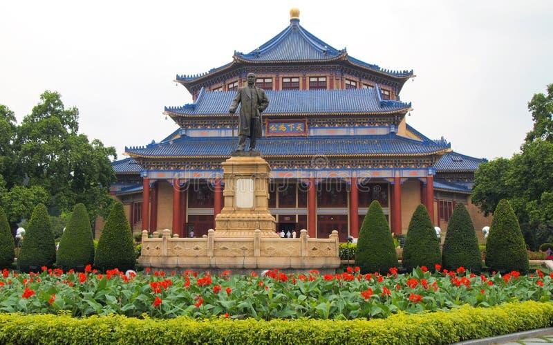 Sun Yat-sen Memorial Hall ( ; Guangzhou) ; photographie stock