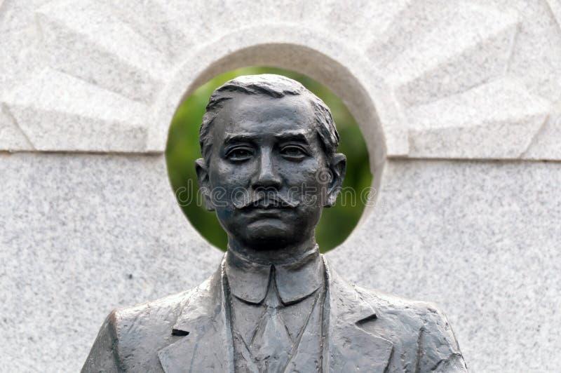 Download Sun Zhongshan statue stock photo. Image of zhongshan - 28305154