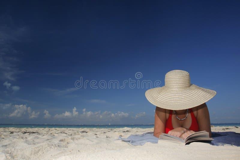 Sunbather foto de archivo
