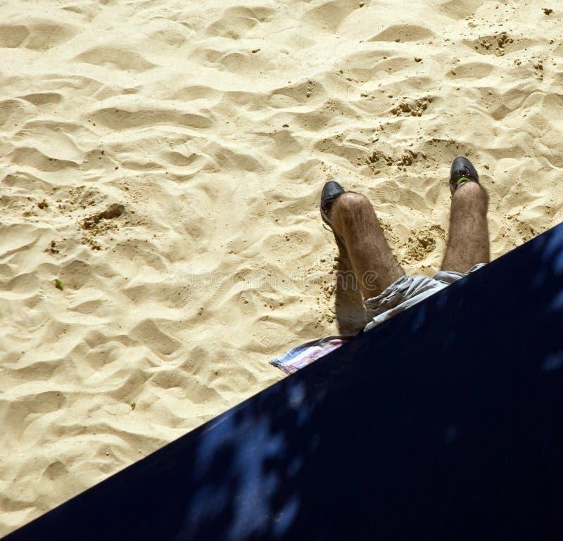 sunbathing imagen de archivo