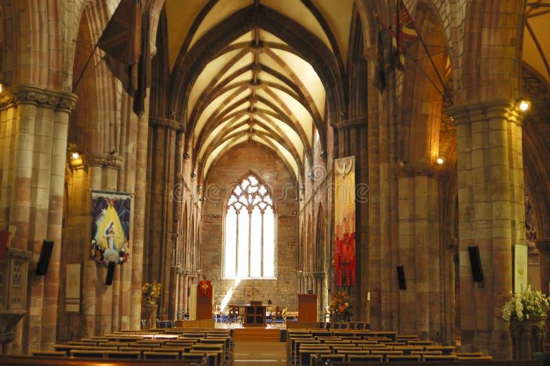 Download Sunbeam In St. Marys Church At Haddington Stock Photography - Image: 19912802