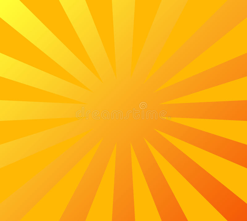 Download Sunburst stock vector. Image of design, abstract, morning - 16358243
