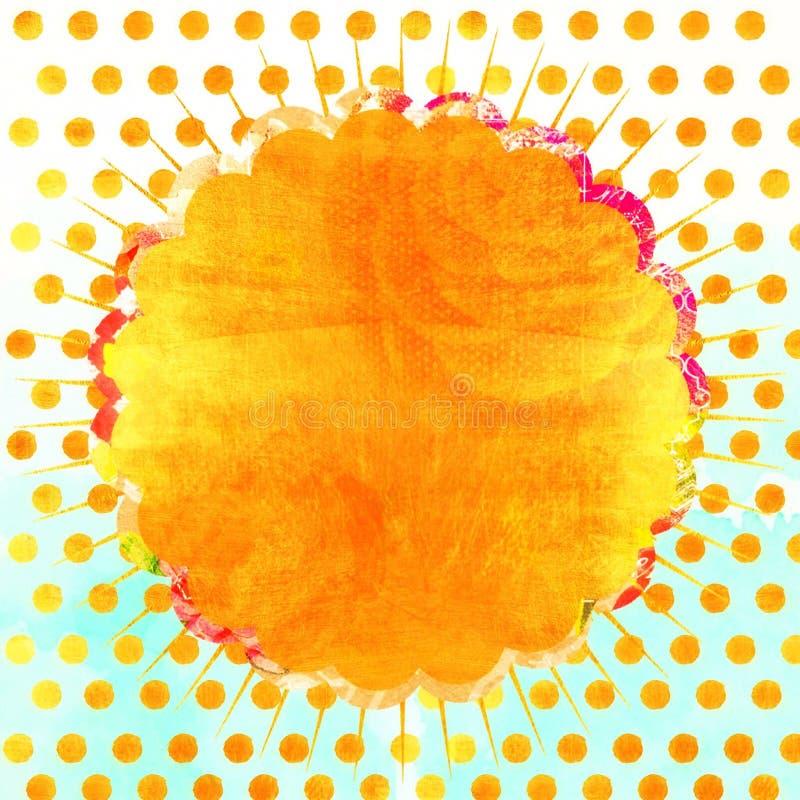 sunburst obrazy stock