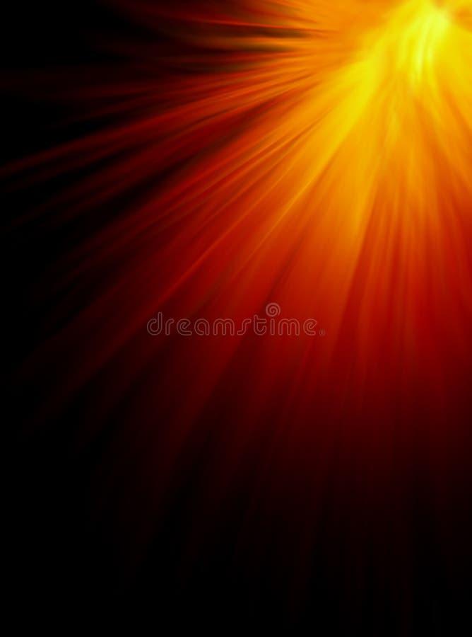 sunburst stock illustrationer