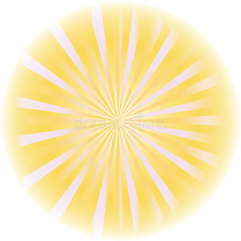 Download Sunburst Abstract Vector. Stock Photography - Image: 26001352