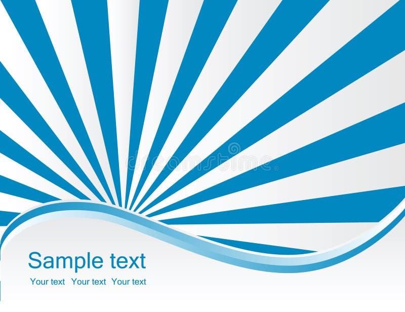 Download Sunburst Business Vector Background Stock Vector - Illustration: 8476559