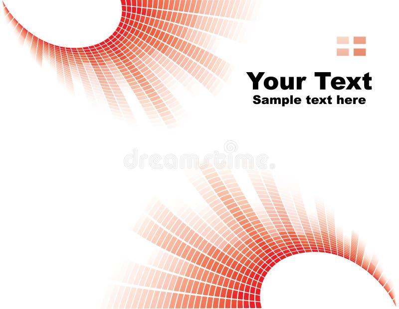 Download Sunburst corners stock vector. Illustration of illustration - 8452300