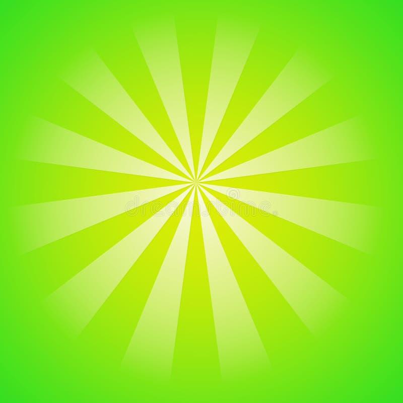 Download Sunburst wektor ilustracji. Ilustracja złożonej z paski - 13330456