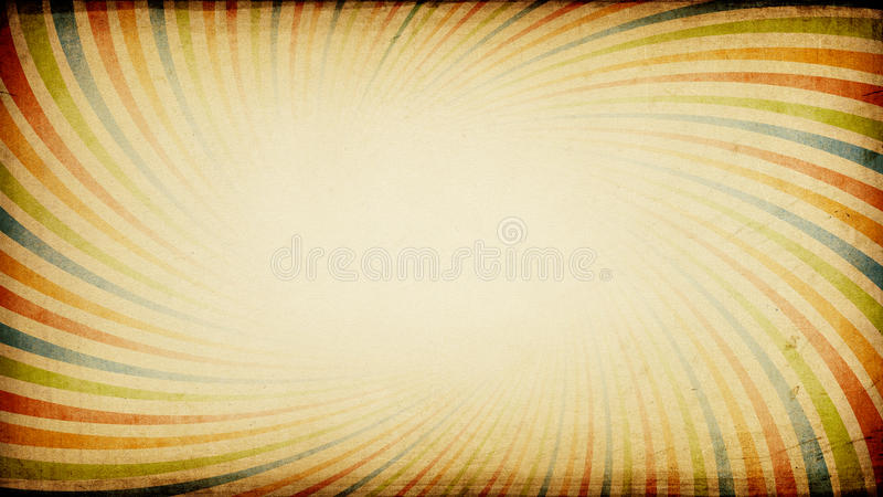 Sunburst wide background with aspect ratio 16:9 vector illustration