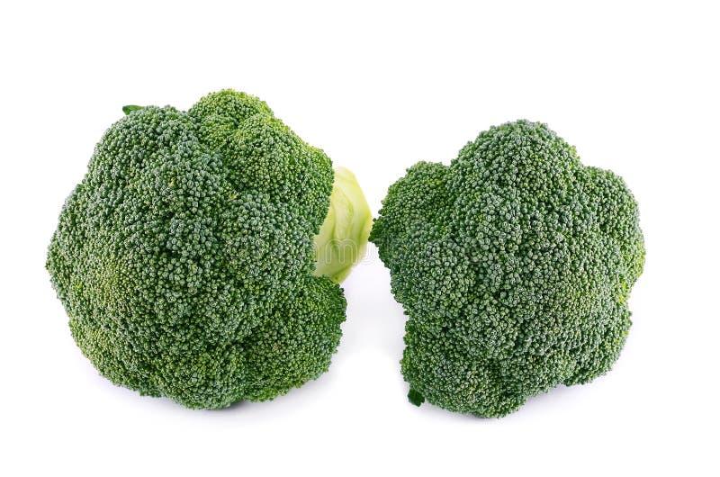 Sund brocoli royaltyfri foto