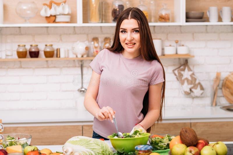 Sund livsstil för jämvikt för viktförlust näringsrik arkivbild