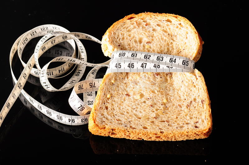sund mat arkivfoto