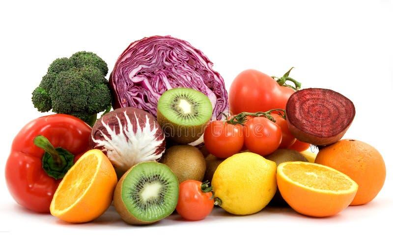 sund mat royaltyfria bilder