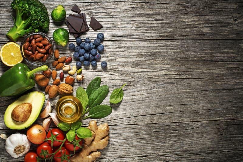 sund mat arkivbild