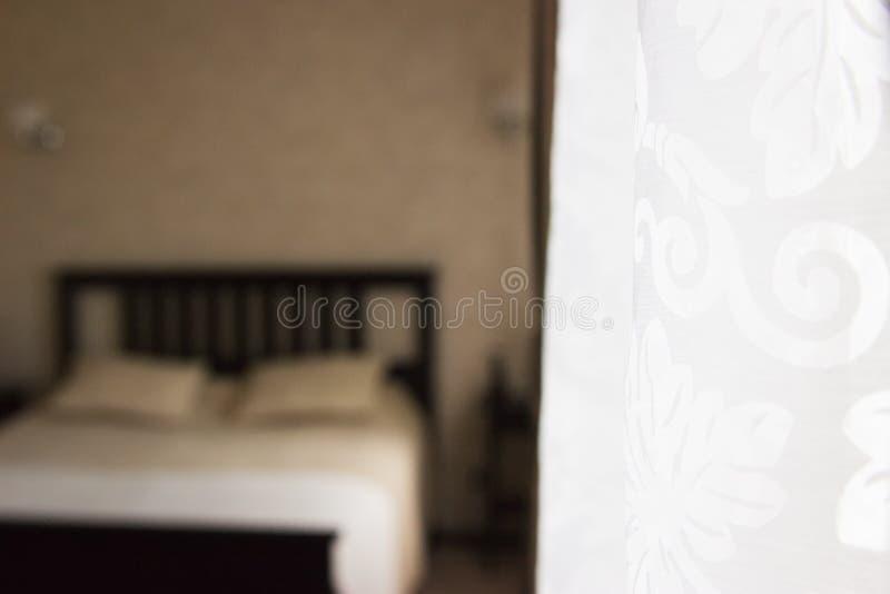 Sund sömn för sovrumbegrepp royaltyfri foto