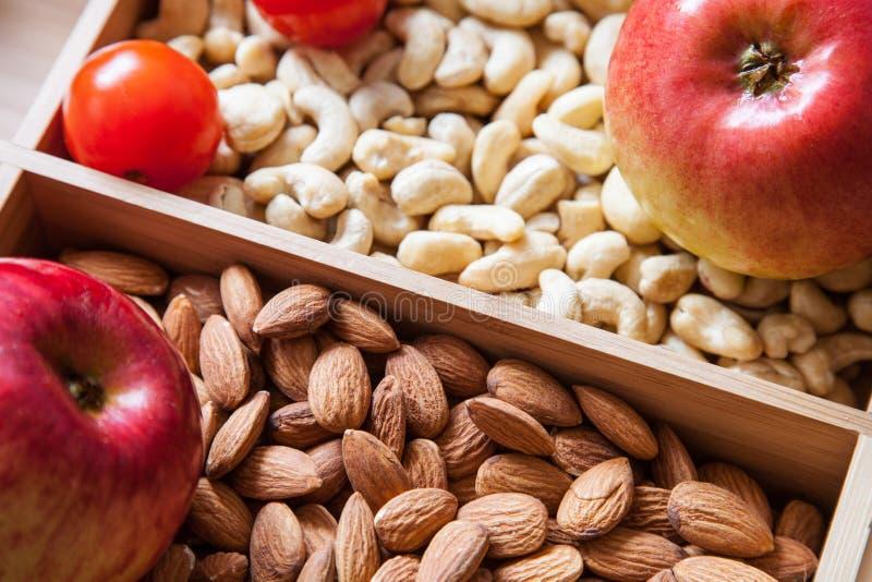 Sunda foods på magasinet arkivfoto