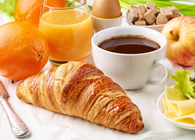Sunda frukostingredienser fotografering för bildbyråer