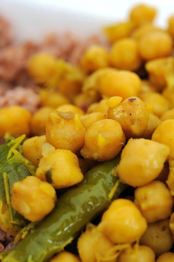sunda indiska ingredienser för mat royaltyfria foton
