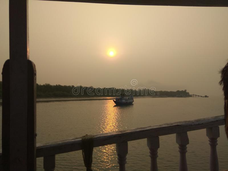Sundarbon 免版税库存图片