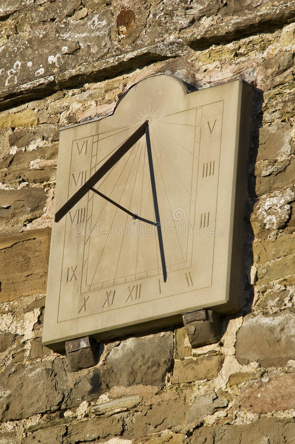 Download The sundial stock photo. Image of tower, historic, stone - 15721566