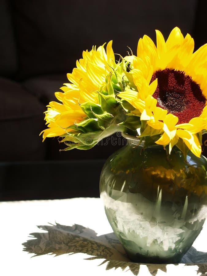 Sunflower Arrangement stock images