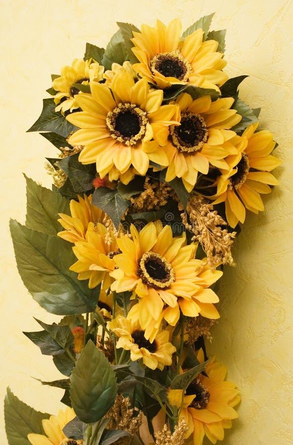 Sunflower Arrangement royalty free stock photos