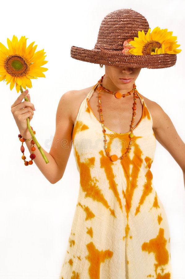 Free Sunflower Beauty Royalty Free Stock Photography - 6414267