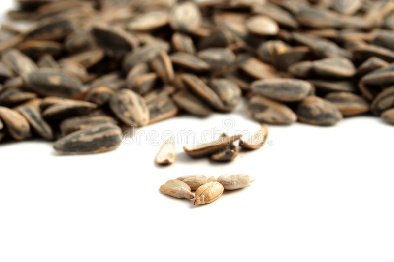 Download Sunflower seeds stock photo. Image of nutrition, snacks - 12662672