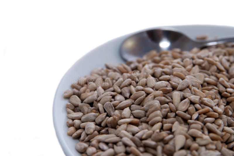 Download Sunflower Seeds stock photo. Image of edible, grain, nutrition - 22542230