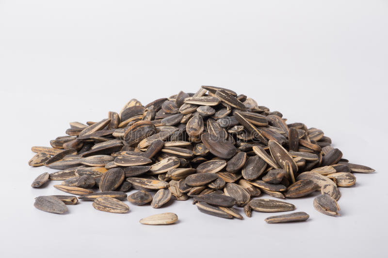 Download Sunflower seeds stock photo. Image of dieting, up, roasted - 27350184