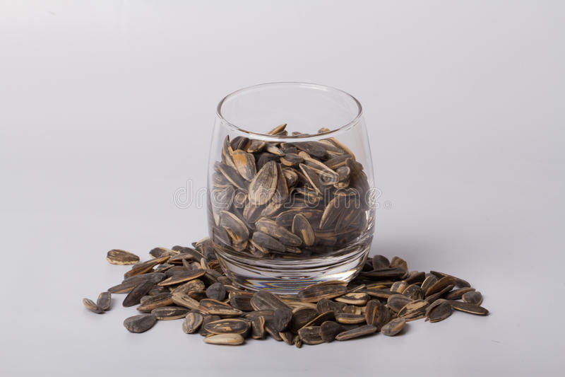 Download Sunflower seeds stock image. Image of dried, appetizer - 27350299