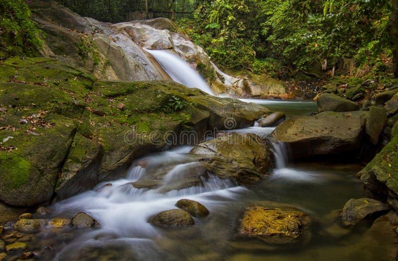 Sungai Liam siklawa obrazy stock