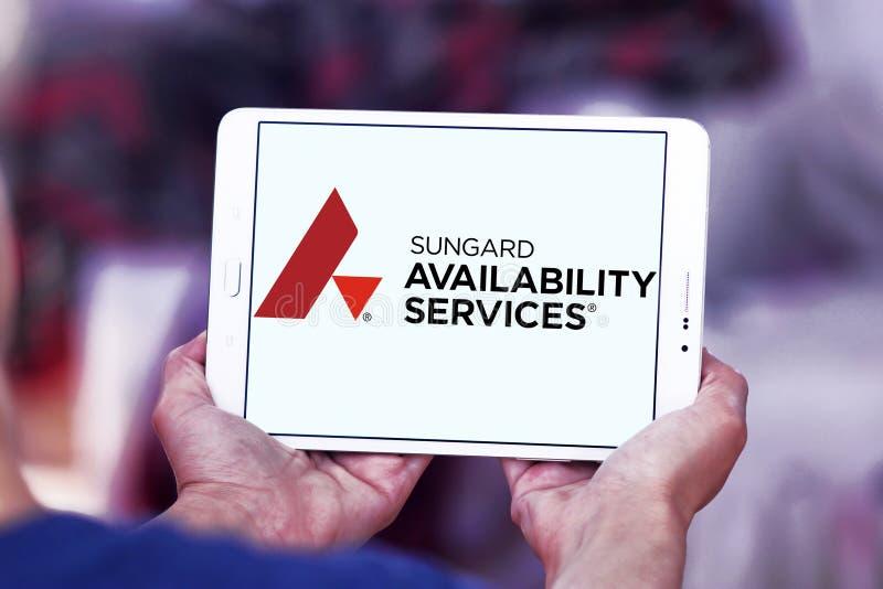 Sungard可及性为商标服务 免版税库存图片