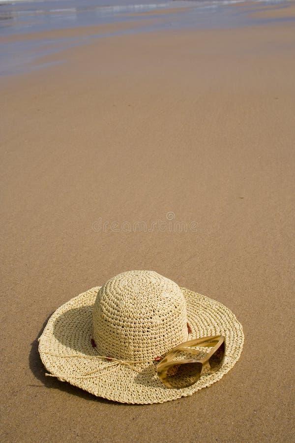 Download Sunglass E Un Cappello Di Estate Immagine Stock - Immagine di serene, gioia: 3135683