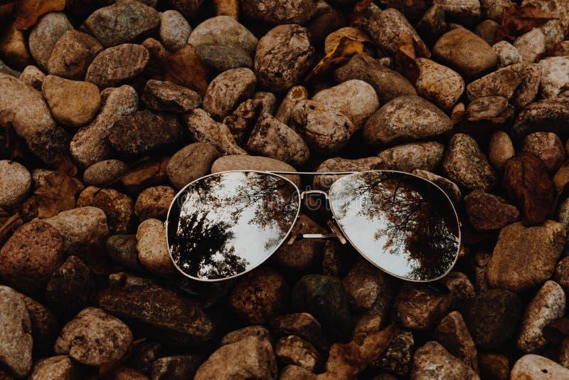 sunglasses obrazy royalty free