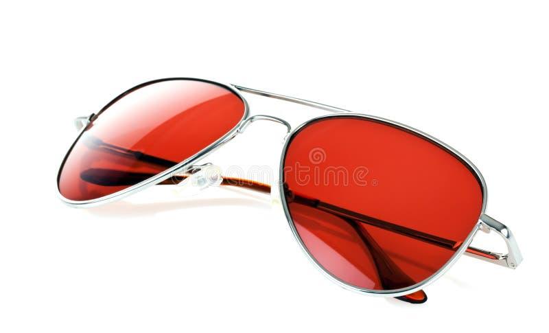 Sunglasses. Isolated on white background stock image