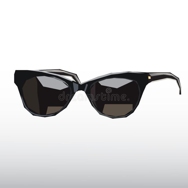 sunglasses royalty illustrazione gratis