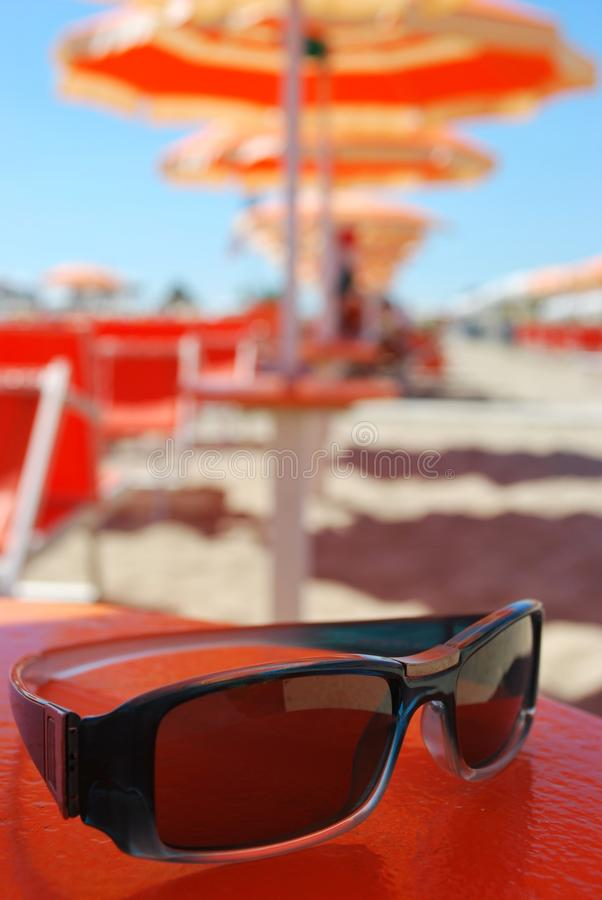 Download Sunglasses and beach stock image. Image of relaxation - 15736615