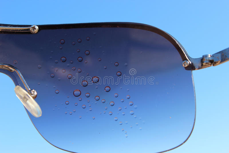 Sunglasses detail. Nice photo of sunglasses detail royalty free stock photo