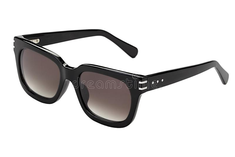 Sunglasses isolated on white royalty free stock photo