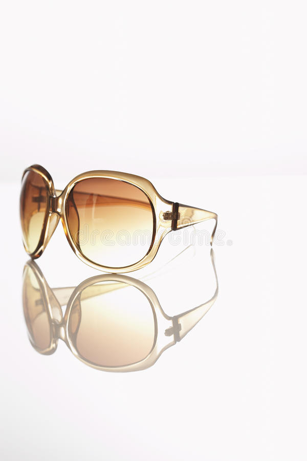 Sunglasses studio shot stock photos