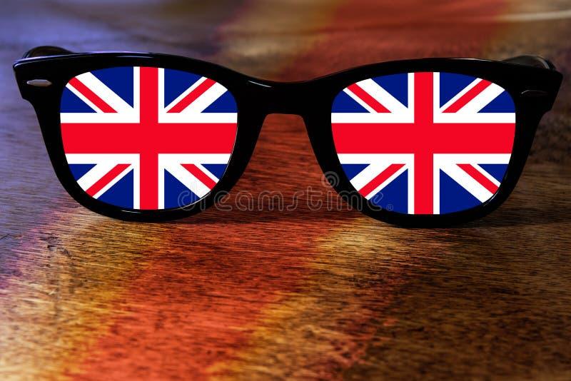 United Kingdom Reflection stock images