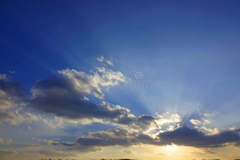 Sunglow foto de stock royalty free