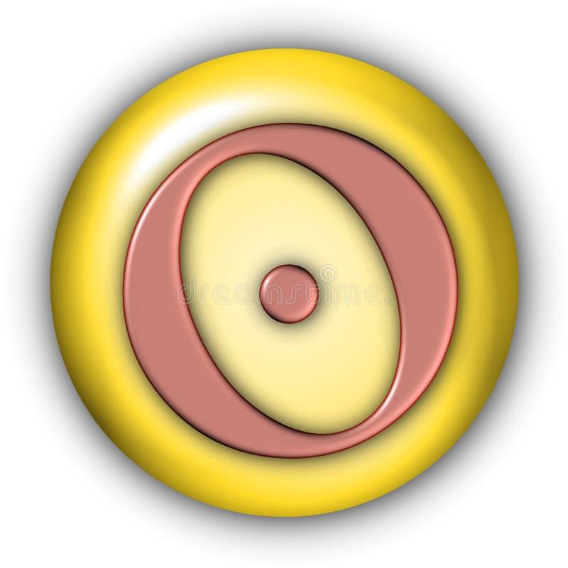 SunGlyphs lizenzfreie abbildung