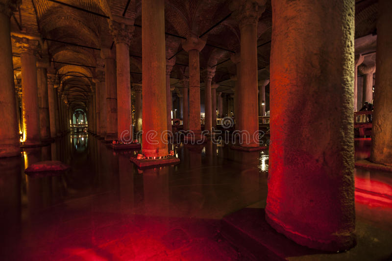Download Sunken Palace In Istanbul Editorial Photography - Image: 37777142