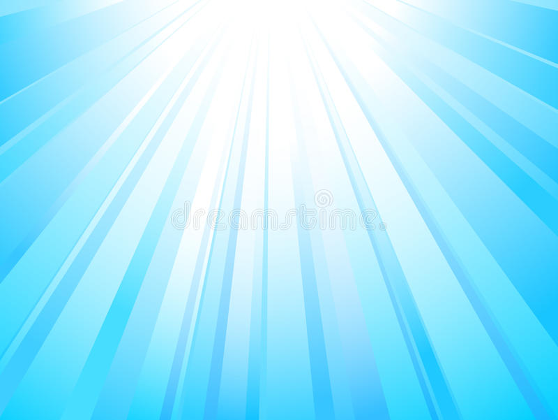 Download Sunlight stock vector. Illustration of decor, blue, pattern - 9424897