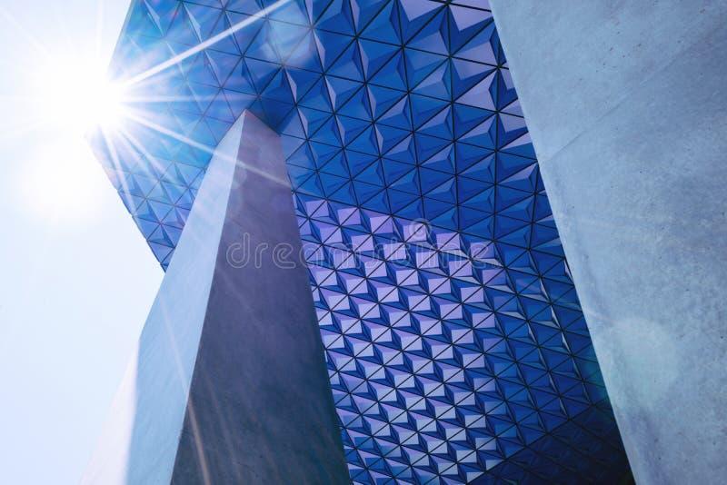 Sunlight On Modern Architecture Free Public Domain Cc0 Image